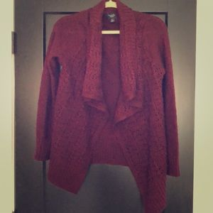 American eagle outfitters cranberry cardi